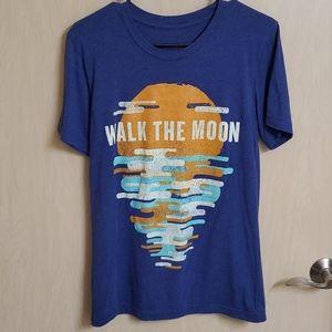 Walk the Moon Band Concert T-shirt